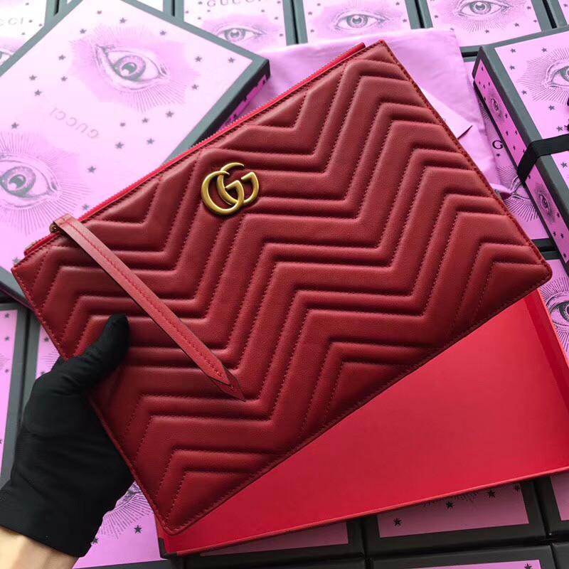 Сумка-папка от Gucci