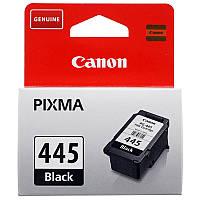 Картридж СANON PG-445 для струйного принтера сканер копир мфу печать фото текста
