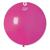 """Воздушный шар сюрприз Gemar G220 Пастель фуксия 31"""" (80 см)"""