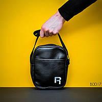 Сумка мужская через плечо, сумка-месенджер в стиле Reebok