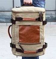 Сумка-рюкзак (трансформер) 50*34*17 см. , фото 1
