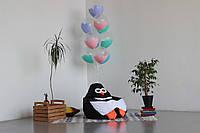 Детское кресло мешок груша Пингвин 100*75 см , фото 1
