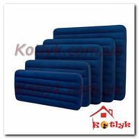 Надувной матрас флокированный Downy Royal Intex 68755