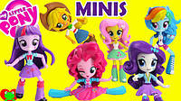 My Little Pony equestria girls minis (девочки Эквестрии минис)