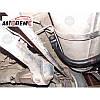 Фаркоп условносъемный Chevrolet Niva (на авто с ГБО) 2002-... ТМ Вастол, фото 6