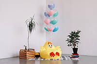Детское кресло мешок груша Цыпленок 100*75 см , фото 1