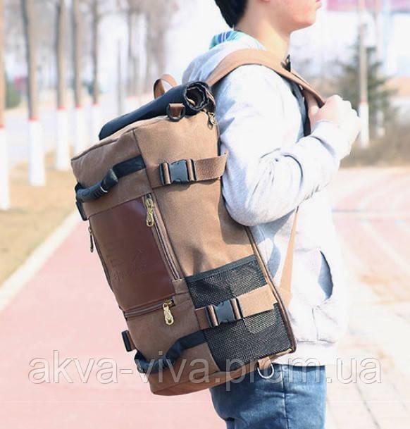 bc8787e6 Сумка-рюкзак (трансформер) 50*30*20 см., цена 740 грн., купить в ...
