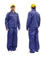 Строительный рабочий демисезонный костюм  119