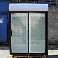 """Холодильна шафа вітрина """"POLAIR DM114Sd-S"""" (1400 л.) бо, фото 1"""