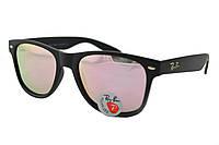 Солнцезащитные очки Ray Ban Wayfarer Polarized поляризованные 2140 C41 56-20-3P