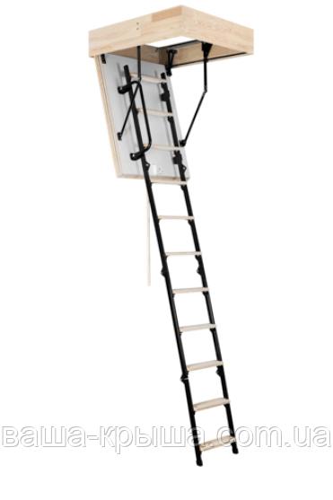 Лестница с малым размером люка Mini Polar