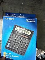 Калькулятор Citizen SDC-888TII 12-разрядный