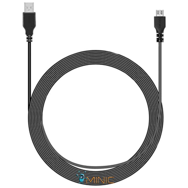 Кабель USB - microUSB Digoo DG-BB-13MW для зарядки и передачи данных 3 м