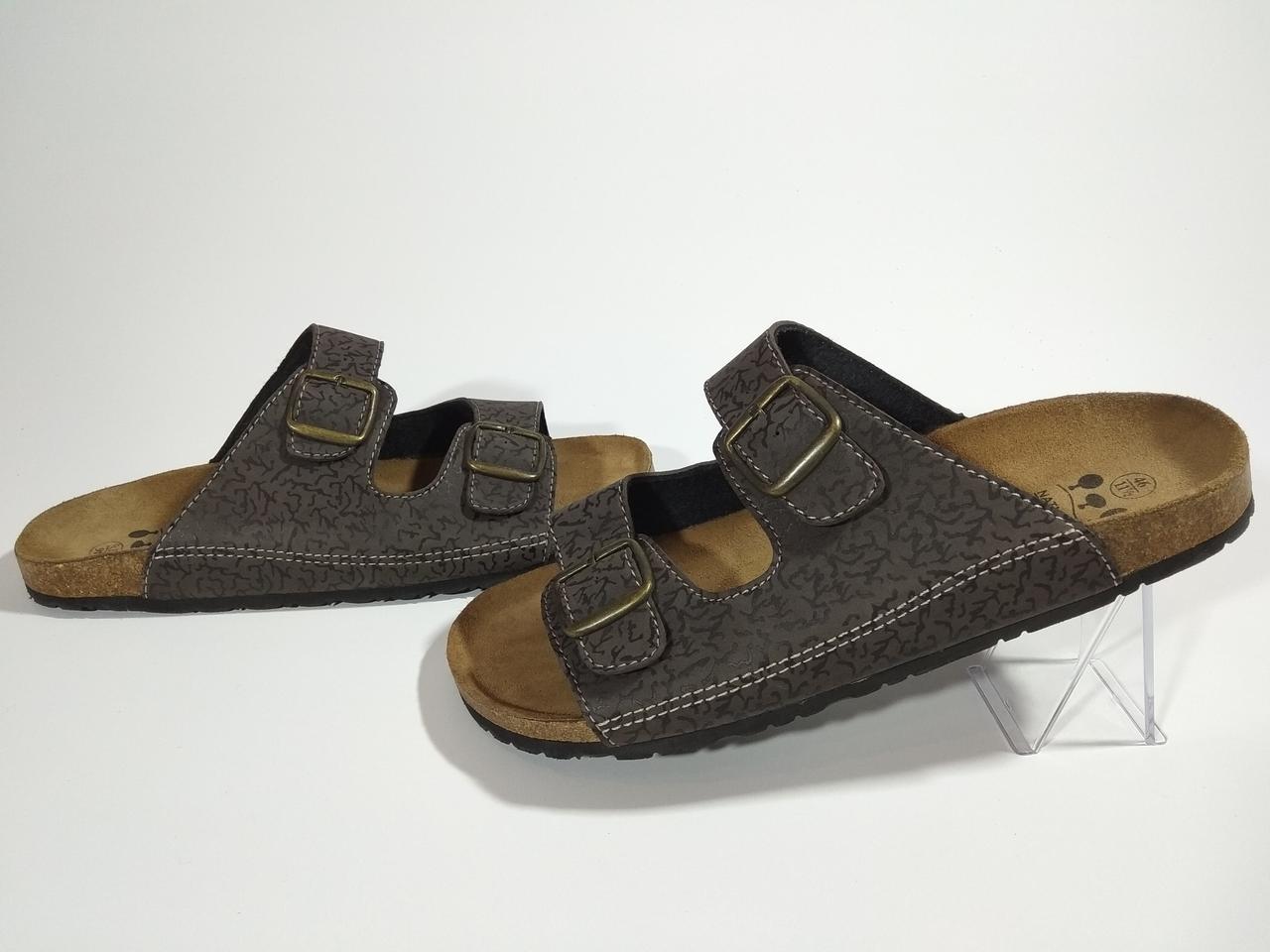 Шлепанцы сланцы мужские  46 размер бренд NATURAL COMFORT(Турция)