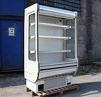 """Холодильная Горка ( РЕГАЛ) """"COLD R-10"""" 1,2 м. (Польша) БУ, фото 1"""