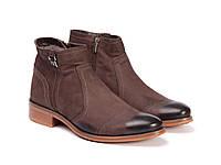 Ботинки Etor 9926-5754 коричневые, фото 1
