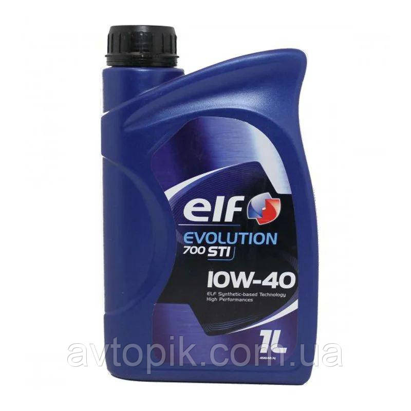 Моторное масло Elf Evolution 700 STI 10W-40 (1л.)