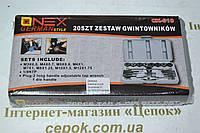 Набір плашок та мітчиків ONEX german OX-610, фото 1
