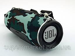 JBL Charge 3 mini A+ в стиле xtreme, портативная колонка с Bluetooth FM MP3, Squad камуфляжная, фото 2