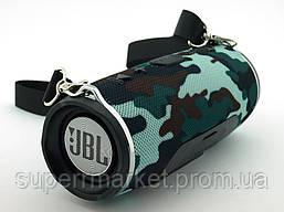 JBL Charge 3 mini A+ в стиле xtreme, портативная колонка с Bluetooth FM MP3, Squad камуфляжная, фото 3