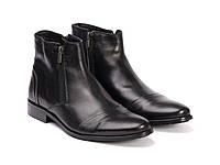 Ботинки Etor 10092-5377 черные, фото 1