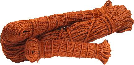 Шнури та мотузки побутові