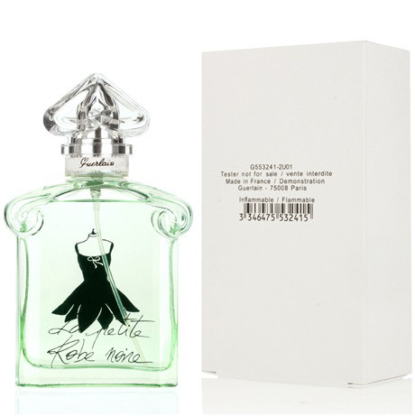 Женский парфюм La Petite Robe Noire Eau Fraiche ( зеленый ободок ) 100 мл ТЕСТЕР , фото 1