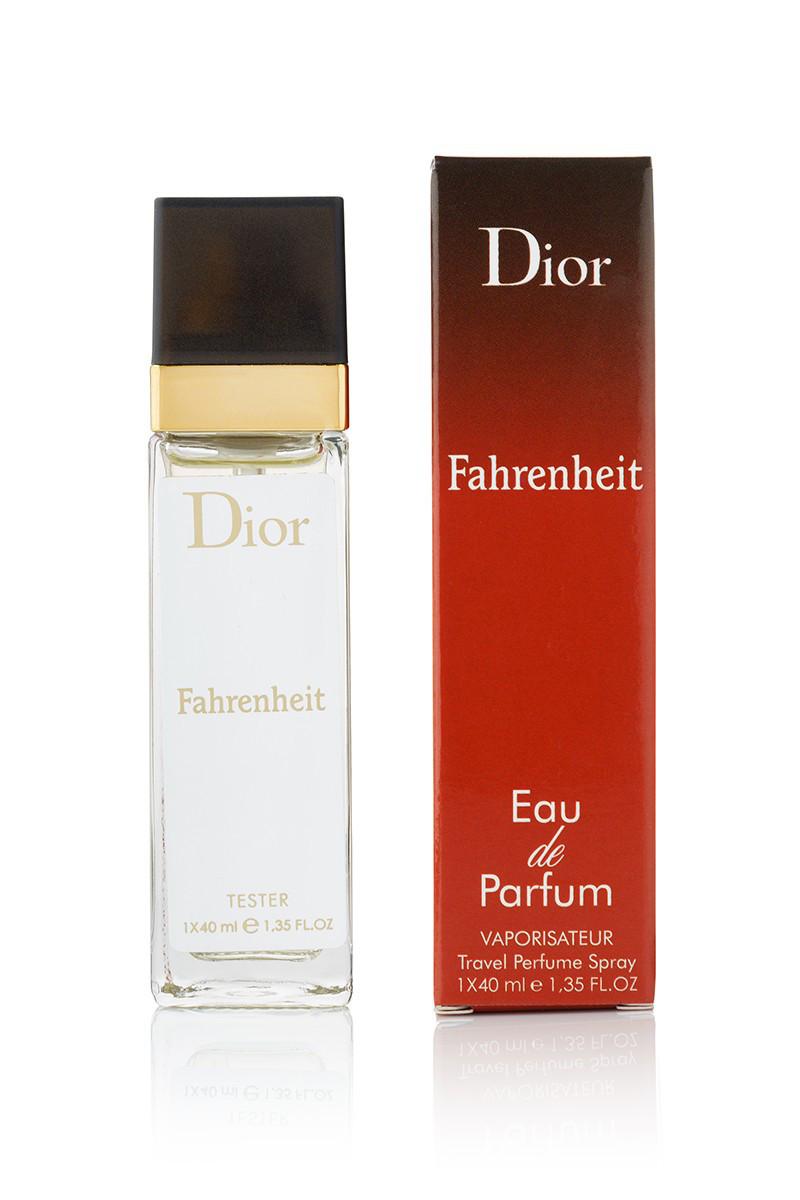 40 мл мини-парфюм Fahrenheit (м)