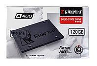 """Накопительный (жесткий) SSD 2.5"""" SA400S37/120GB A400 твердотельный диск 120 ГБ"""