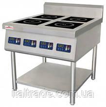Плита индукционная Frosty 35-KP4 (14,0 кВт)