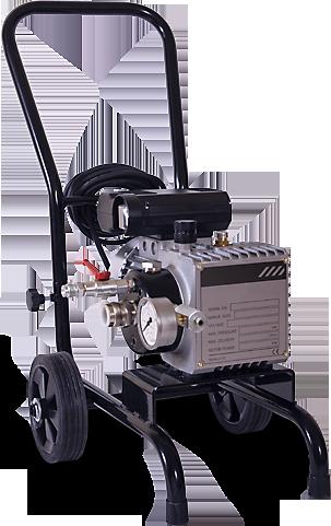 Фарбувальні апарати з електроприводом EVOX-750