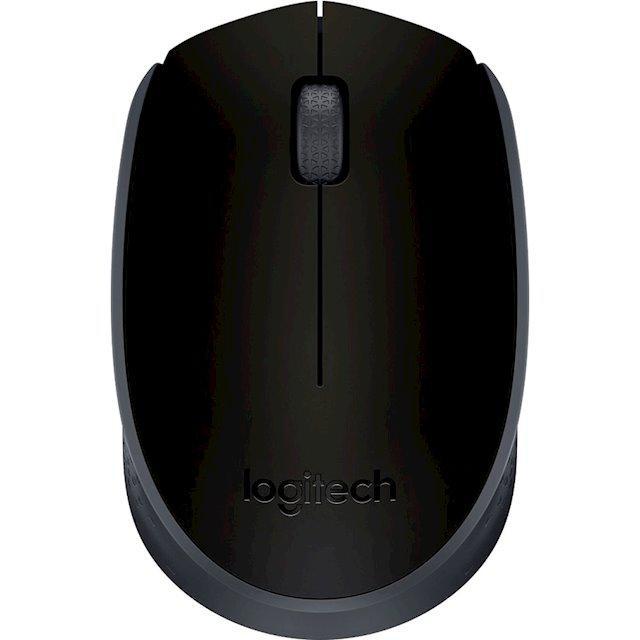 Мышь беспроводная Logitech m170 USB