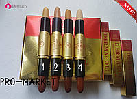 Dermacol stick concealer and bronzing stick 2in1 (Консиллер+бронзатор)