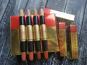 Консиллер и Бронзатор Dermacol Stick Concealer and Bronzing 2in1