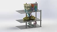Модернизация бетоносмесительных узлов (цехов) вертикального типа