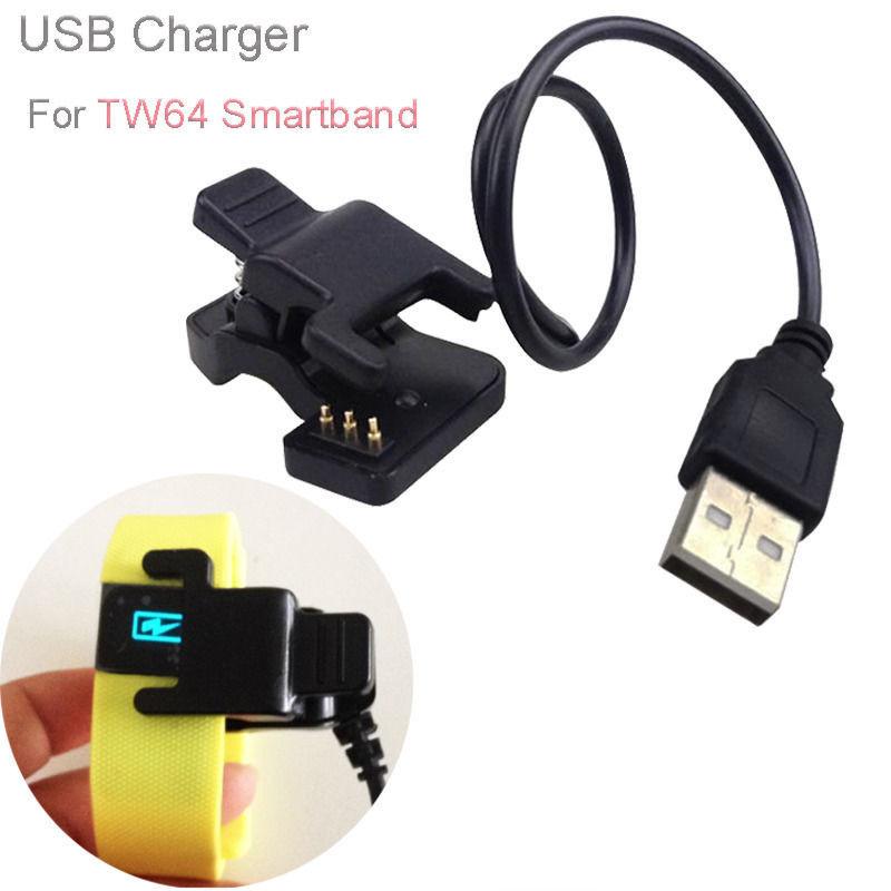 USB кабель для зарядки TW64 Smartband браслета