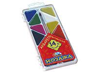Фарби акварельні  14 кольорів  312056