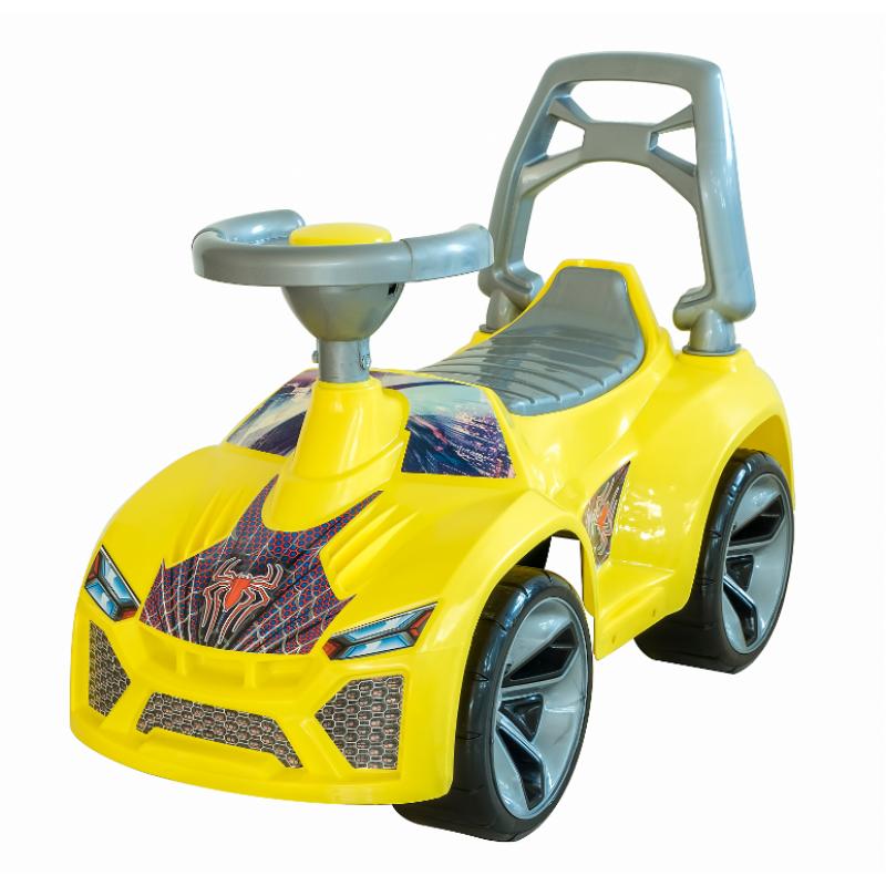 Машинка для катання ЛАМБО жовтий ОРІОН 021