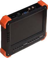 Тестер камеры монитор VGA HDMI HD TVI AHD CVI 4MP 1080P