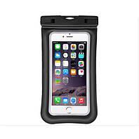 Чехол для смартфона водонепроницаемый Dutik черный, фото 1