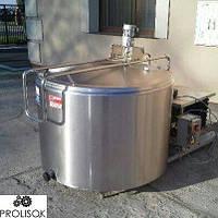 Танк охладитель молока 420 л