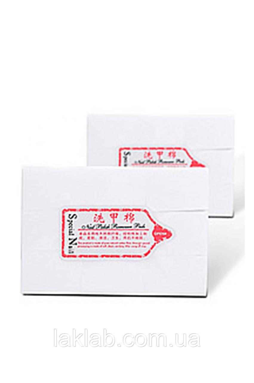 Безворсовые салфетки Special Nail 6х4см, 900 шт плотные