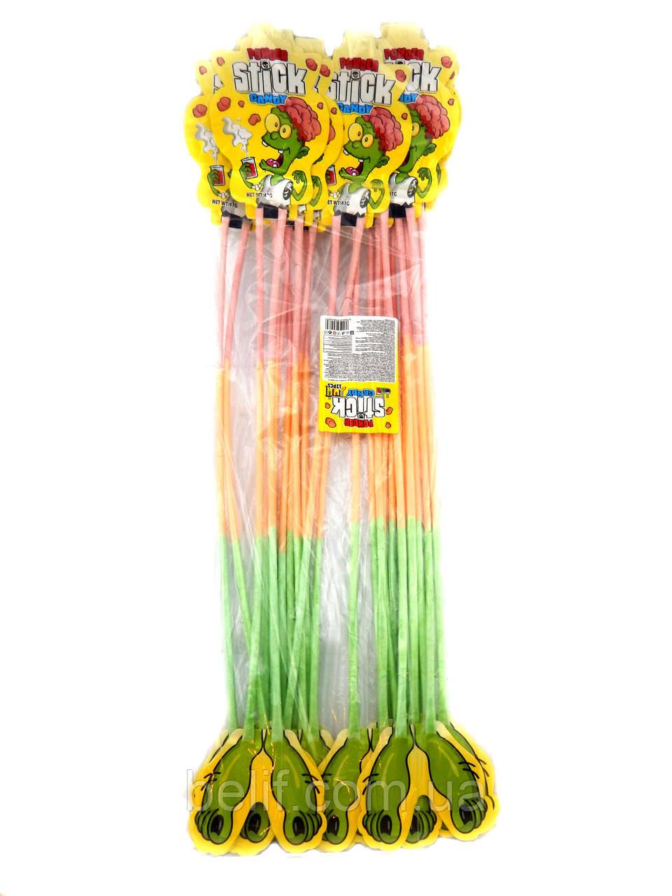"Щербет Макси Candy ""Theree color powder"" 47гр (12шт) 1/12"