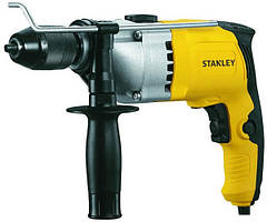 Дрель Stanley STDH8013C ударная, 800Вт, 13мм, 0-3000 об/мин.