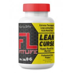 Жіросжігателя FitLife Professional Lean Curse caps 60