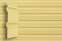 Сайдинг виниловый Золотой песок Grand Line Amerika 3600х224х1,1 мм.
