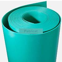 Изолон Бирюзовый 3 мм ППE 3003 для больших ростовых цветов 100 м2