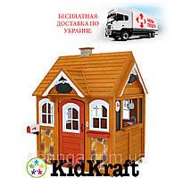 Деревянный дом с кухней KIDKRAFT Stoney Creek Cedar КidKraft 00401