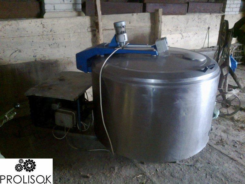 Танк охладитель молока 460 л