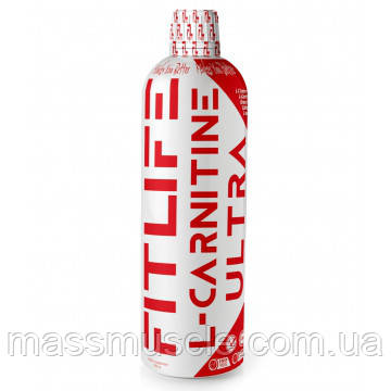 Жіросжігателя FitLife L-Carnitine Ultra 500 ml